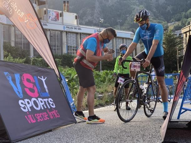 La Volta als Ports, en la seva 43a edició, va comptar amb 430 inscrits.