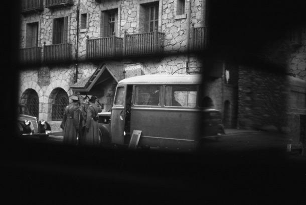 Andorra, La Vanguarrdia, Mateu, Playà, gendarmes, Soriano, Fhasa, Poblet, Radio Andorra, Cairat