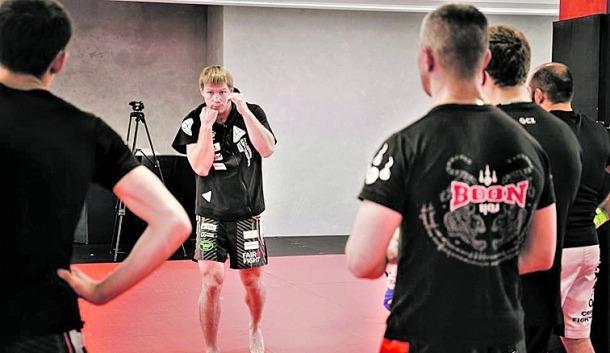 Artur Kyshenko, campió del món, realitza un seminari a First Round