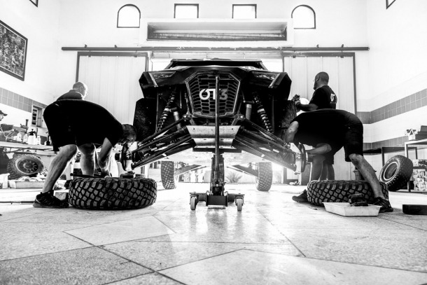 Cyril Despres apunta a fitxar per Overdrive Racing