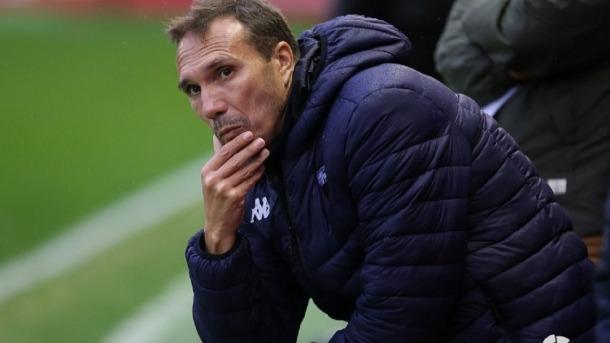 Antonio Rodríguez, més conegut esportivament com a 'Rodri', nou entrenador de l'Inter Club Escaldes en substitució d'Adolfo Baines. Foto: LFP