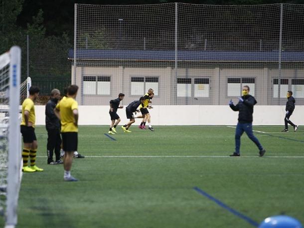 Els equips de la lliga ja es troben en la fase 3, continua la desescalada.