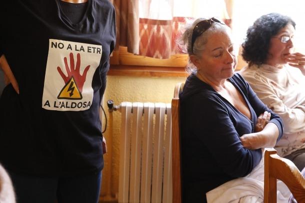Una acció de l'Aldosa Veïns.
