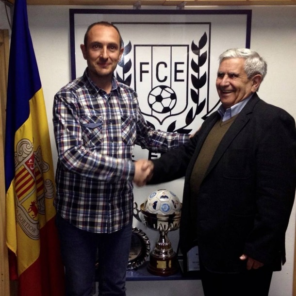 L'FC Encamp té nou 'presi'