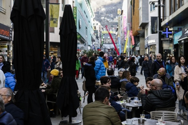 El turisme rus té una evolució positiva, però les xifres no són comparables amb les de fa vuit anys.