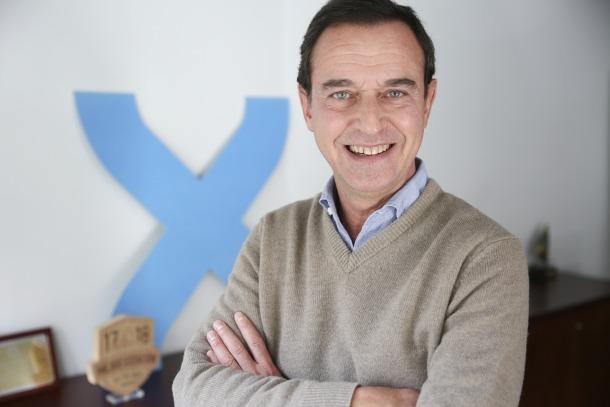 El director general de Grandvalira, Juan Ramón Moreno.