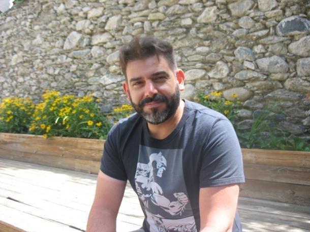 David Gálvez ('Allò que som').
