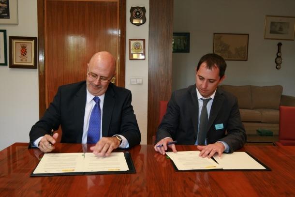 Acord sobre climatologia entre l'Oficina de l'Energia  i el Canvi Climàtic i l'Aemet