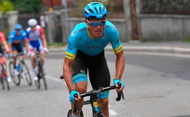 El ciclista resident de l'Astana Luis León Sánchez va parlar del seu confinament