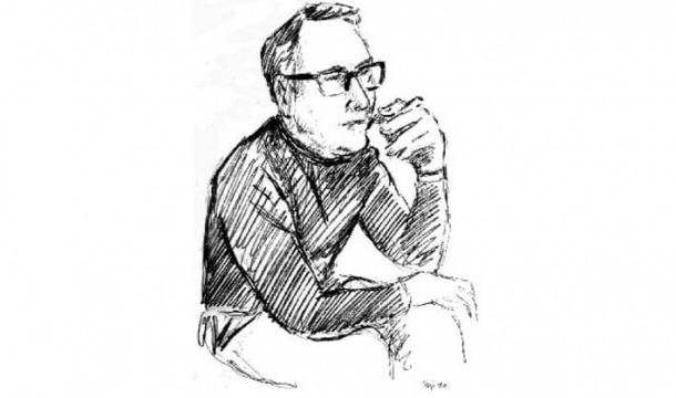 Retrat de Joan Puig i Salarich (l'Ametlla del Vallès, 1931-Andorra la Vella, 1988).