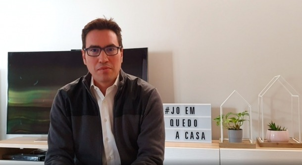 El president de l'APBI, Pascual Gracia.