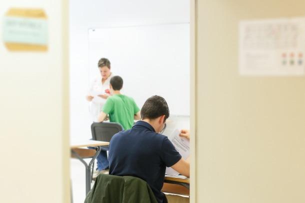 El 77,50% dels candidats a la POBPRO superen els exàmens El 77,50% dels candidats a la POBPRO superen els exàmens