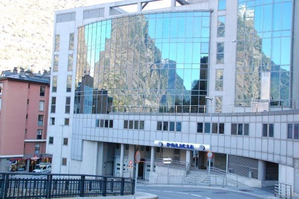 L'agressor de les tisores passa a disposició judicial per declarar