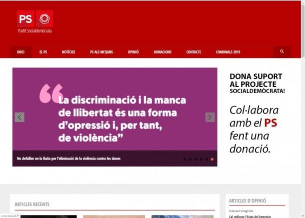 El PS porta a la Justícia els atacs racistes de les generals