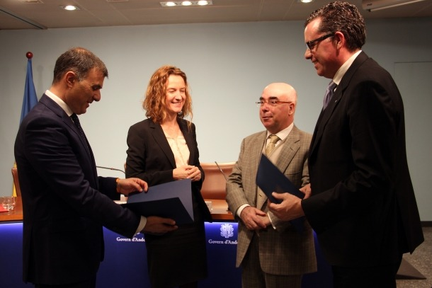 Andorra rebrà 10.000 tones de residus l'any de l'abocador de BellverAndorra rebrà 10.000 tones de residus l'any de l'abocador de Bellver