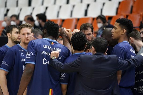El BC MoraBanc finalitza la temporada en perdre contra el San Pablo Burgos.