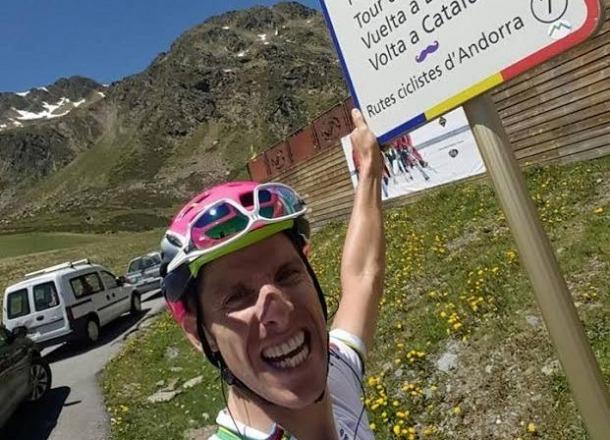 Rui Costa fa l'etapa del Tour