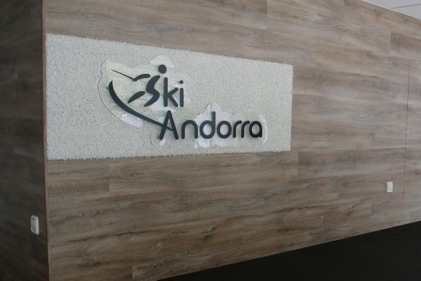 Les instal·lacions d'Ski Andorra.