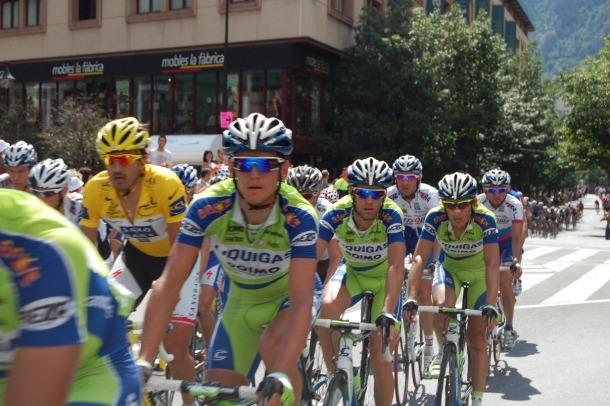 Talls en diverses vies amb motiu del pas del Tour els dies 10 i 12 de juliol