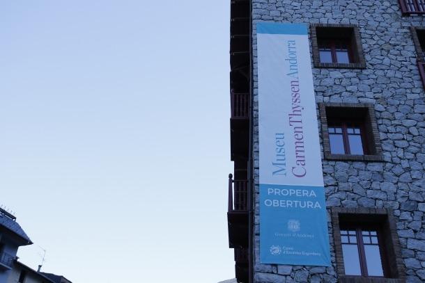 Andorra, Thyssen, exoneració, garantia del deute tributari, admissió temporal d'obres d'art
