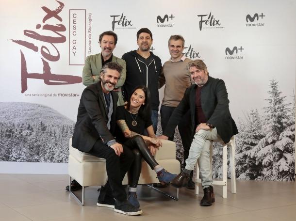 Andorra, rodatge, sèrie, Cesc Gay, Leonardo Sbaraglia, rodatge, Movistar+