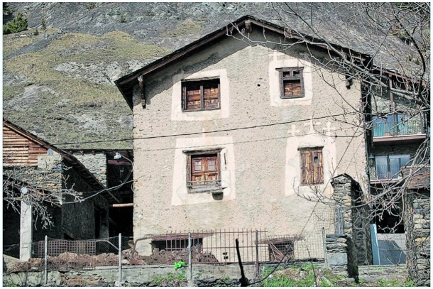 Andorra, David Mas, Congrés d'Història dels Pirineus, Casa Blanca, Casa de la Vall