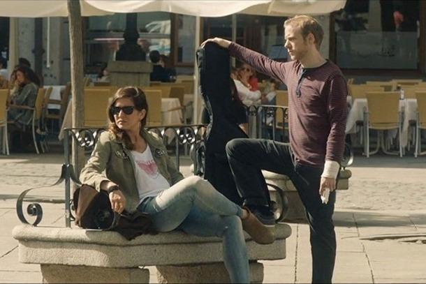 Lucía Jiménez i Fernando Ramallo, els protagonistes de 'Casi 40', de David Trueba, demà al Cineclub