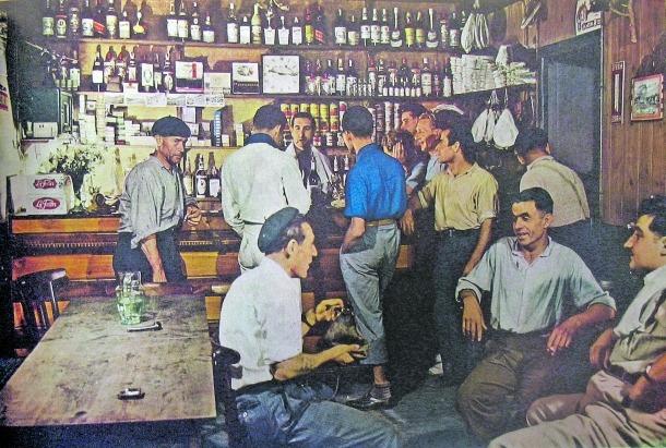 Andorra, Holiday, Hollyman, Serrat, smugglers, smuggling, 1948, National Geographic