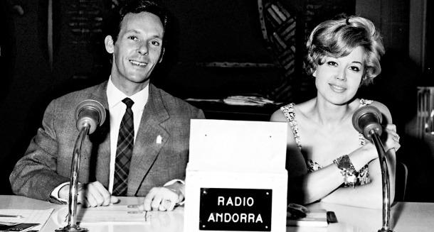 Andorra, Danjon, Michel Avril, Àgora, Printz, Ubach, Radio Andorra, revista, Linares, Merino, Trémoulet, Lalanne, Servant, Athiel