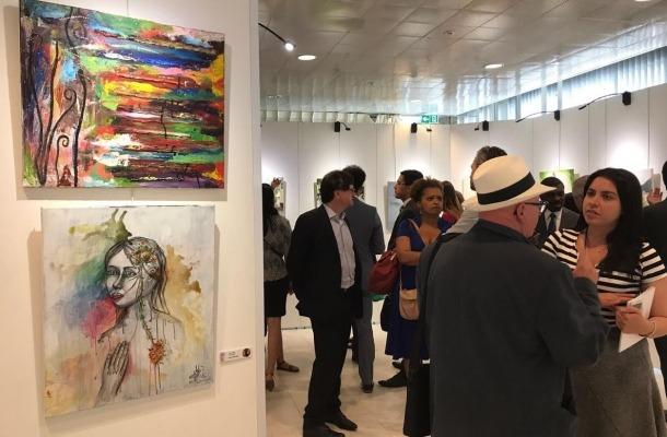 Andorra, Ordino, París, Art Camp, Unesco, exposició