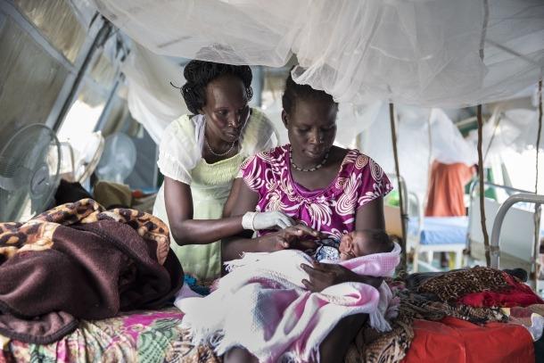Campanya d'Unicef 'Cada vida compta'.