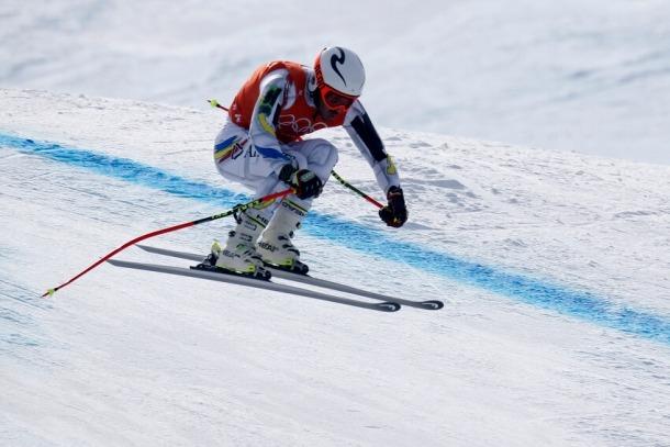 'Top-30' de Joan Verdú i Marc Oliveras a la combinada alpina dels Jocs