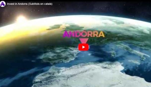 Imatge del video d'Actua iInvest in Andorra'.