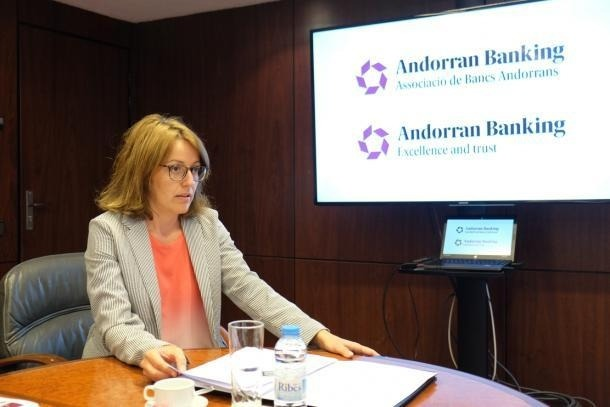 Esther Puigcercós, directora general de l'ABA.