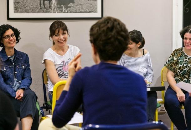 Una sessió realitzada en una edició passada.