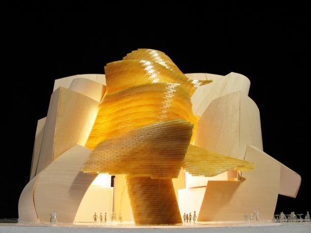 Andorra Gehry Museu Nacional Lourdes Icomos
