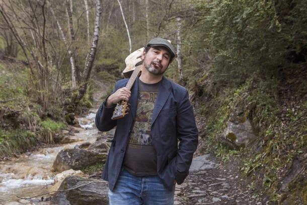 El músic, enguany autor de la cançó de l'estiu de la 'tele'.