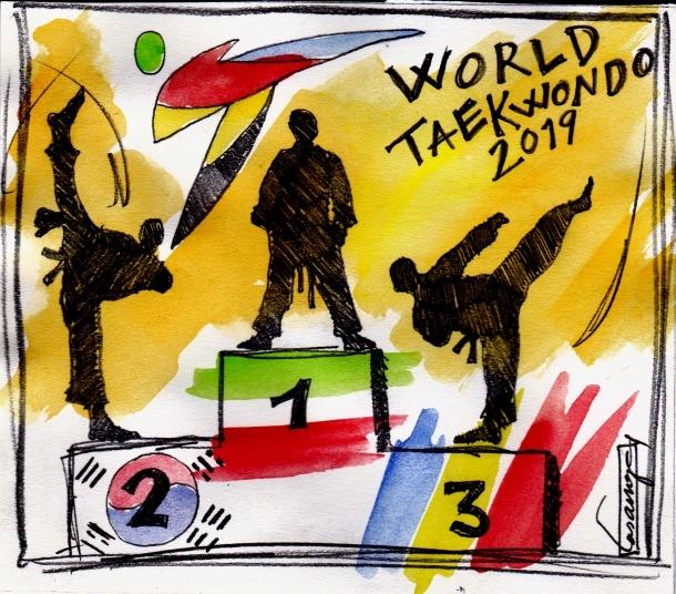 Bojos pel taekwondo