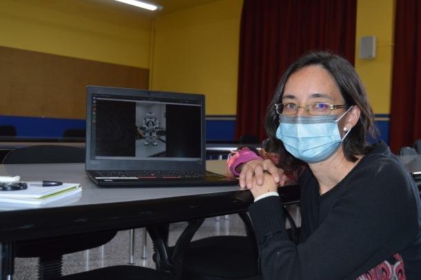Raquel Ros, professora de robòtica a la Universitat La Salle-Ramon Llull.