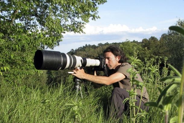 Fotògraf especialitzat en natura, demà participa al 'Geografies', a Ordino.