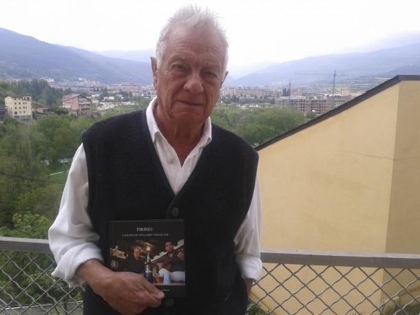 El folklorista i investigador Artur Blasco.