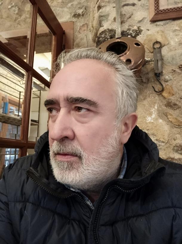 L'editor Àngel Dalmau.