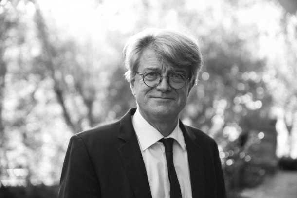 L'ambaixador de França al Principat, Jean-Claude Tribolet.