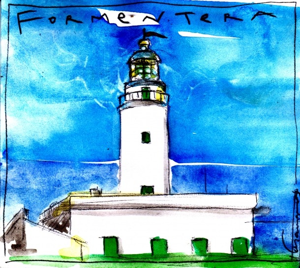 Formentera, illa feliç