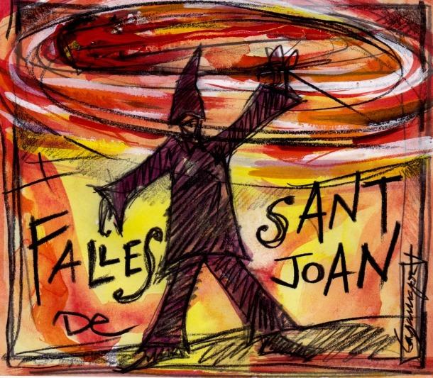 Falles de Sant Joan