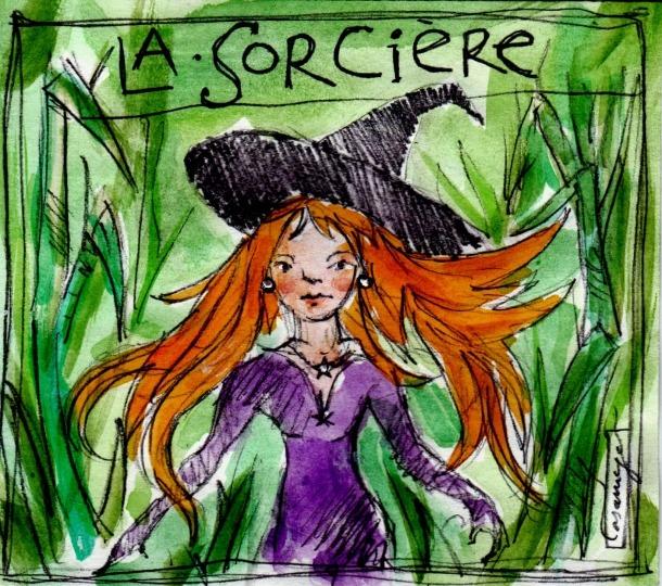 'La Sorcière'