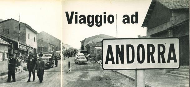 El Far Pas, segons el fotògraf Lino Pellegrini, el 1960.