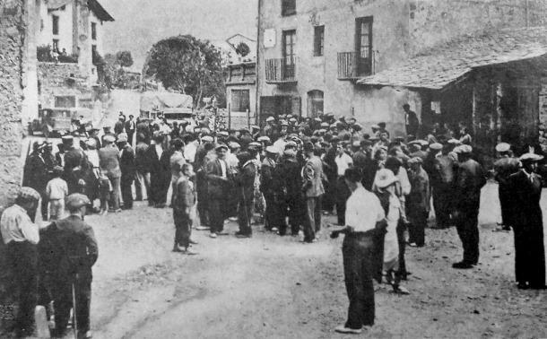 1933: Andorra també volia república