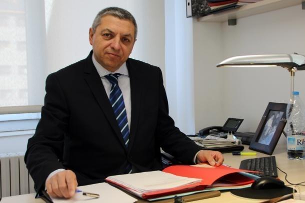 El director del CRAJ, Xavier Bardina.