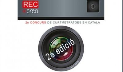 Es presenten 38 originals en la segona edició del Concurs de curtmetratges RECcrea